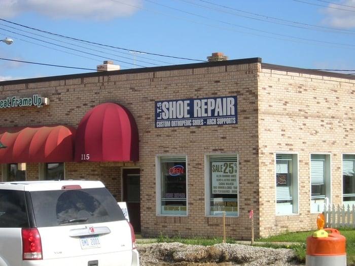 Shoe Repair Downtown Rochester Mi