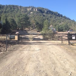 Photo Of Georgetown Cabins Resort   Silver City, NM, United States.  Entering The