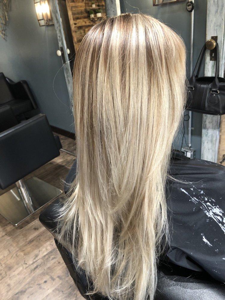 B. Hair studio: 323 Main St, Beacon, NY