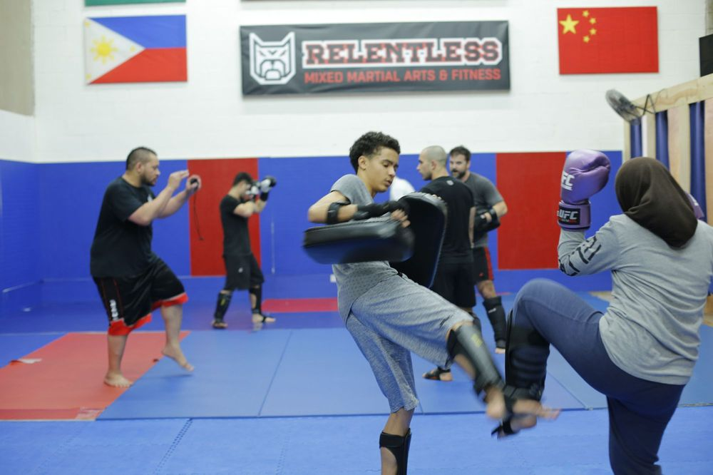 Relentless MMA & Fitness