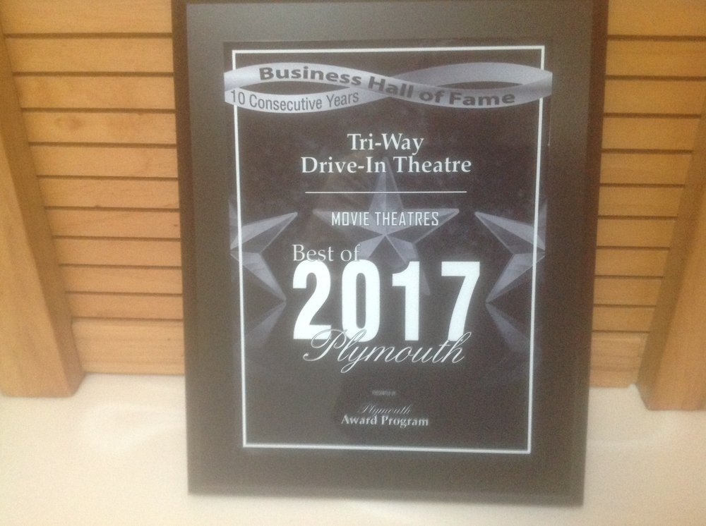 Tri-Way Drive-In Theatre: 4400 Michigan Rd, Plymouth, IN