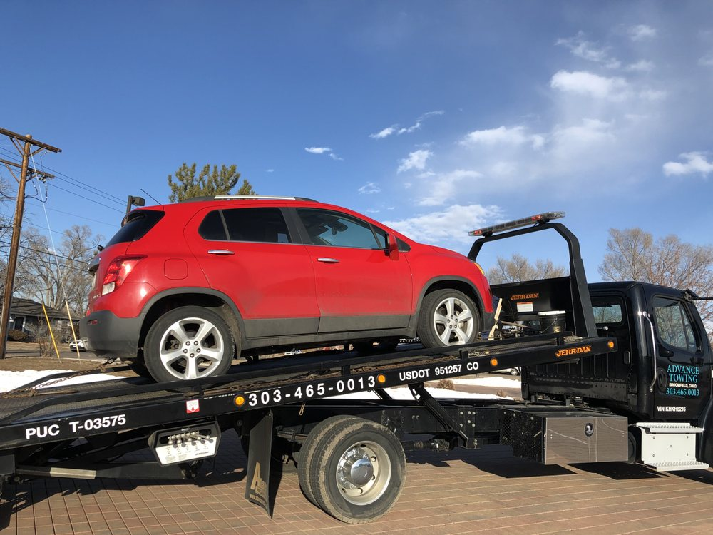 Towing business in Lafayette, CO