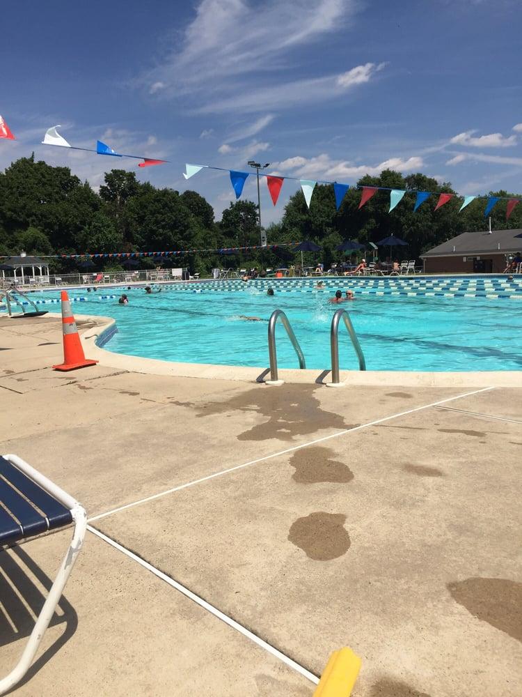 Ashbourne Swim Club Lynnewood Gardens Swimming Pools 1960 Ashbourne Rd Elkins Park Pa
