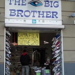 The Big Brother - Negozi di scarpe - Via Casanova, 99 ...