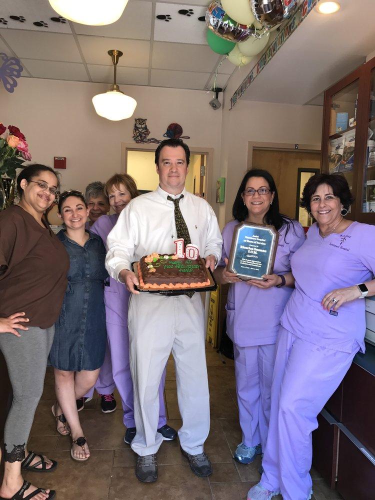 Assisi Veterinary Hospital: 250 Hempstead Ave, Malverne, NY