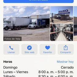 El Paso Junk Yards >> Lkq Of El Paso Auto Parts Supplies 13300 Montana Ave El Paso
