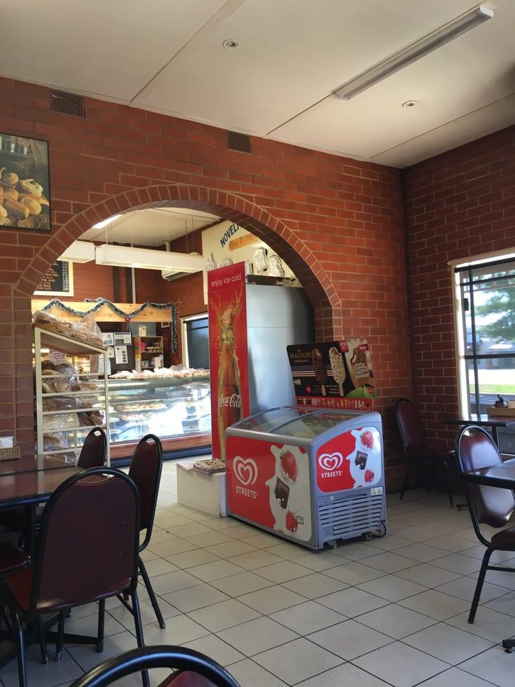 Nagambie Bakery & Coffee Lounge