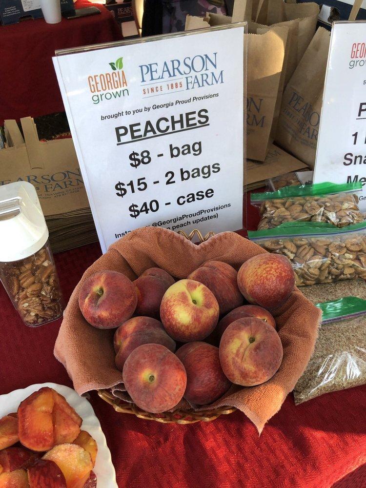 East Atlanta Village Farmers Market: 561 Flat Shoals Ave SE, Atlanta, GA