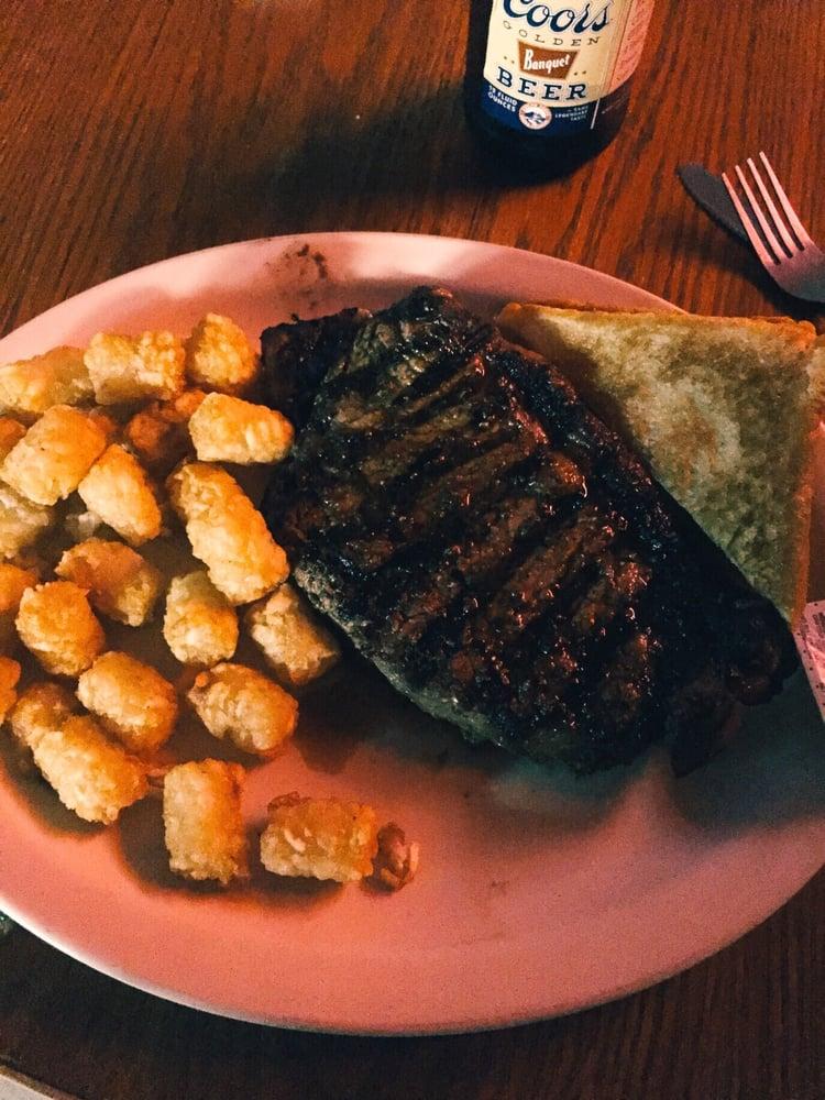 Charlie's Bar & Grill: 518 N Main, Gage, OK