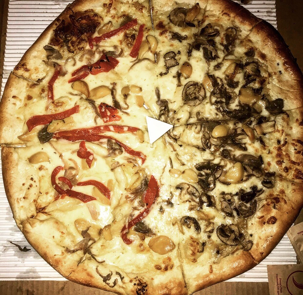 Dewey's Pizza: 1312 Clarkson Clayton Ctr, Ellisville, MO