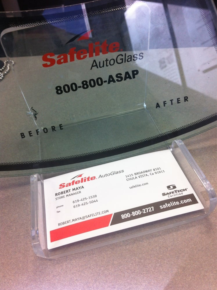 Business card yelp photo of safelite autoglass chula vista ca united states business card reheart