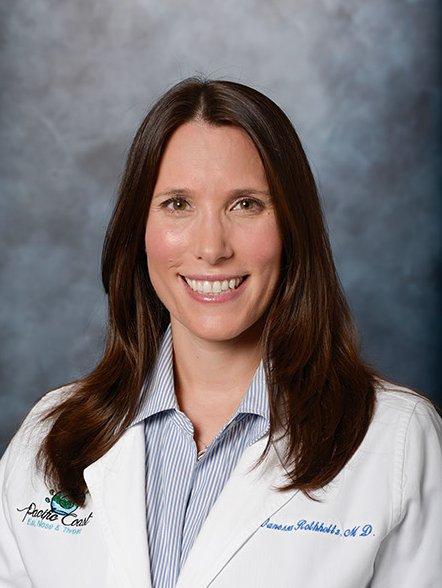 Vanessa S Rothholtz, MD MSc: 414 N Camden Dr, Beverly Hills, CA