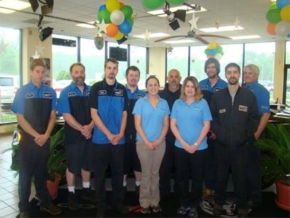 Starr Motors Service Team Yelp