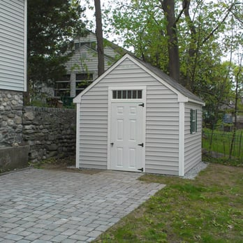 photo of new england outdoor sheds gazebos methuen ma united states - Garden Sheds Massachusetts