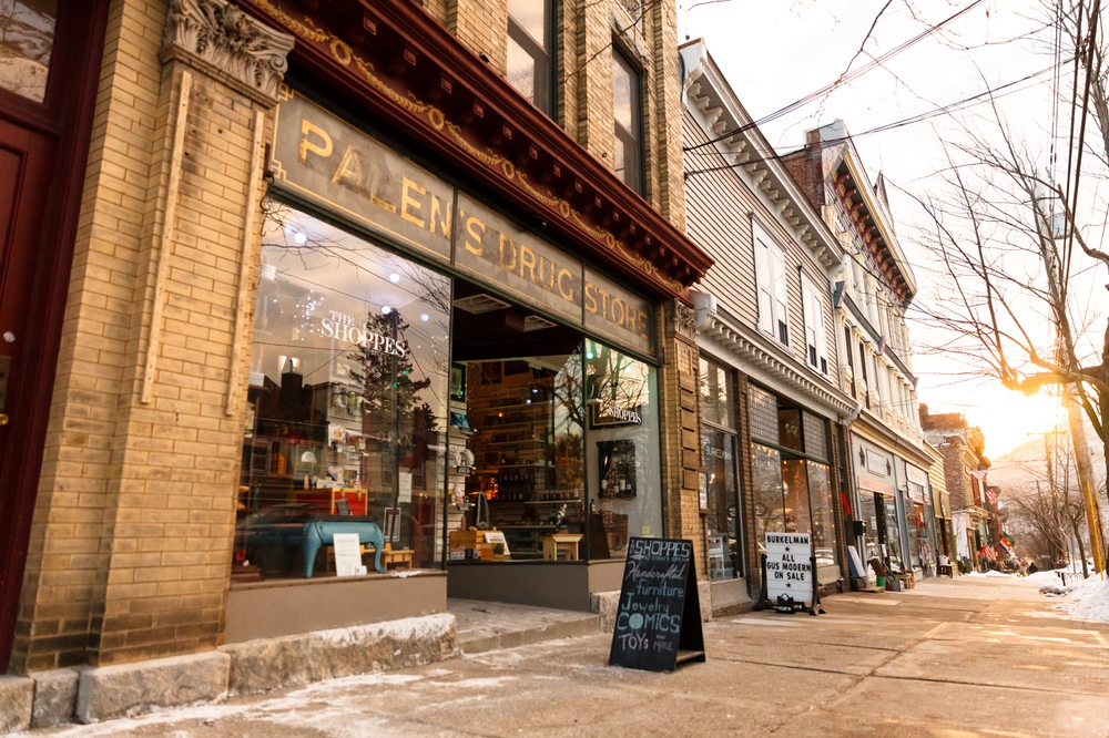 The Shoppes at Historic Palen's Drug Store: 103 Main St, Cold Spring, NY
