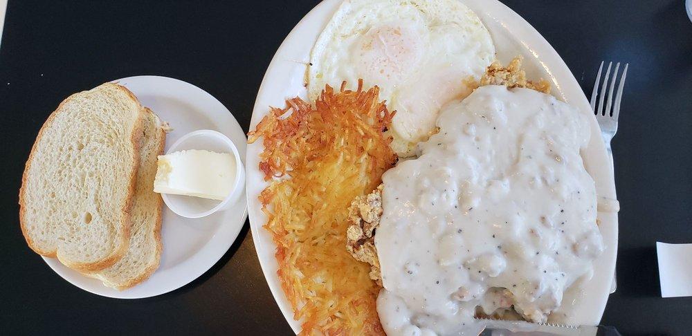 Bobby D's Diner: 10230 Harbor Dr, Parker, AZ