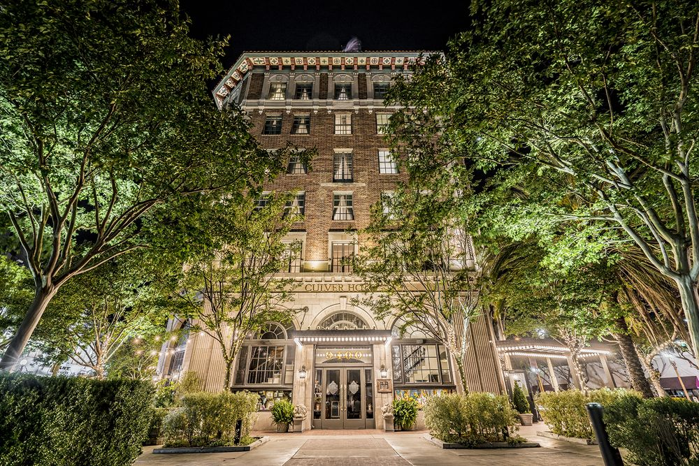 Social Spots from The Culver Hotel