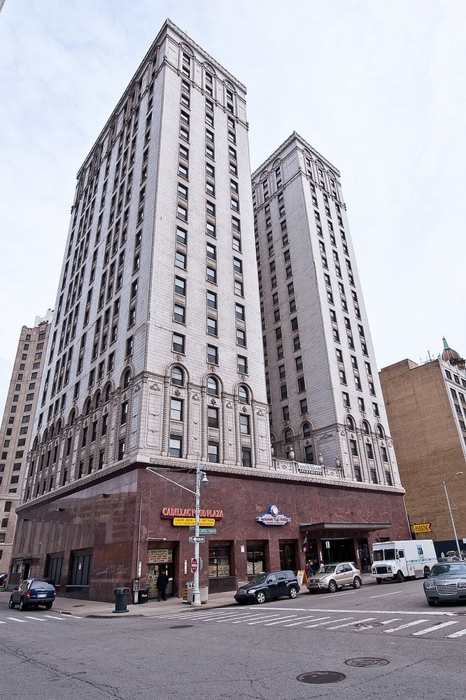 Cadillac Square Apartments 111 Sq Downtown Detroit Mi Phone Number Yelp
