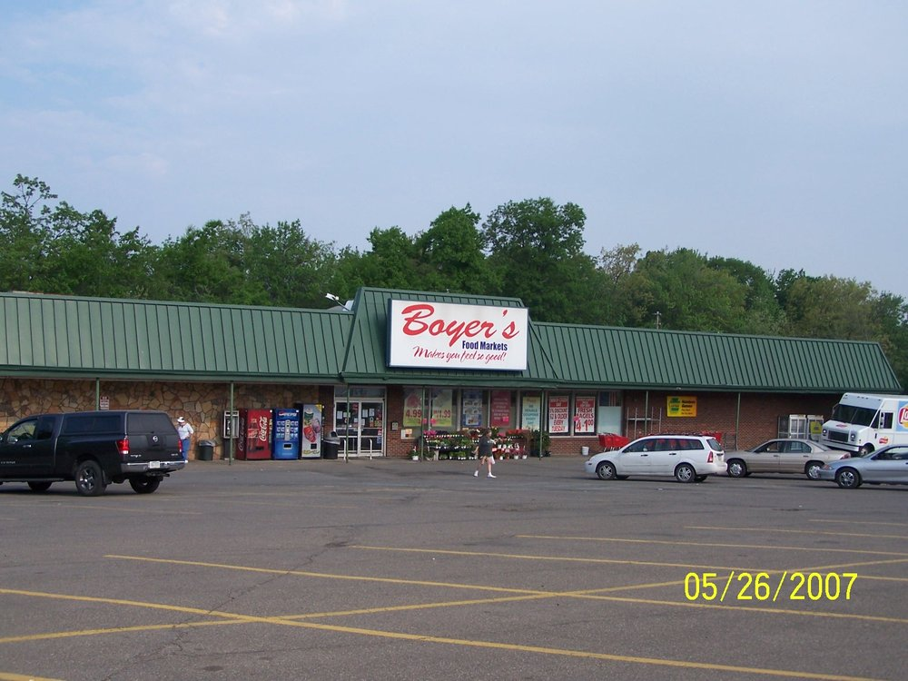 Photo of Boyers Food Market: McAdoo, PA