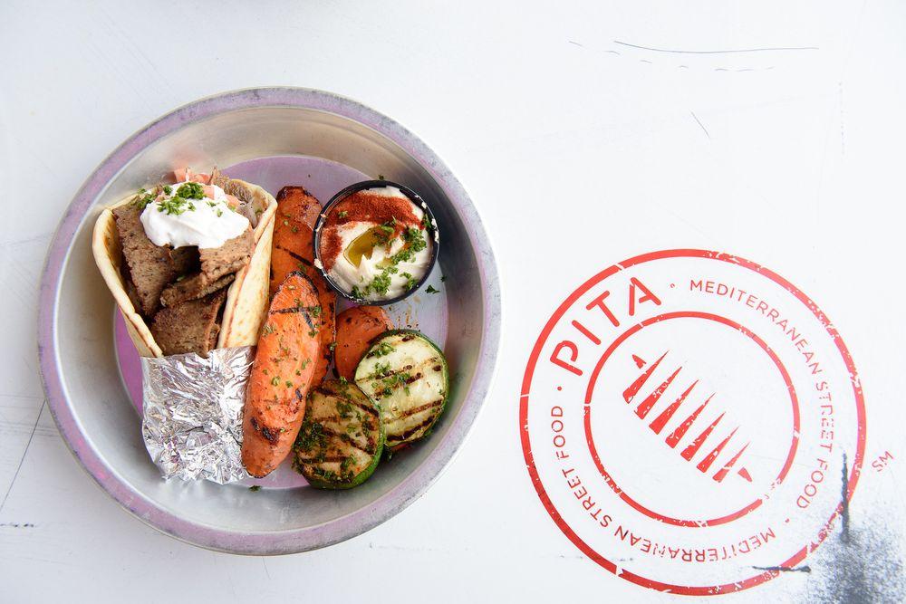 Photo of Pita Mediterranean Street Food: Atlanta, GA