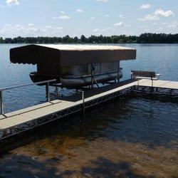 Custom Portable Docks & Lifts - 11 Photos - Boat Parts & Supplies