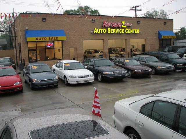 Top Gearz Auto Center