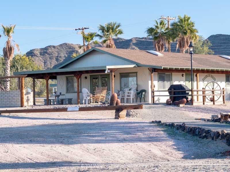 Ramblin Roads RV Park: 60655 Hwy 60, Salome, AZ