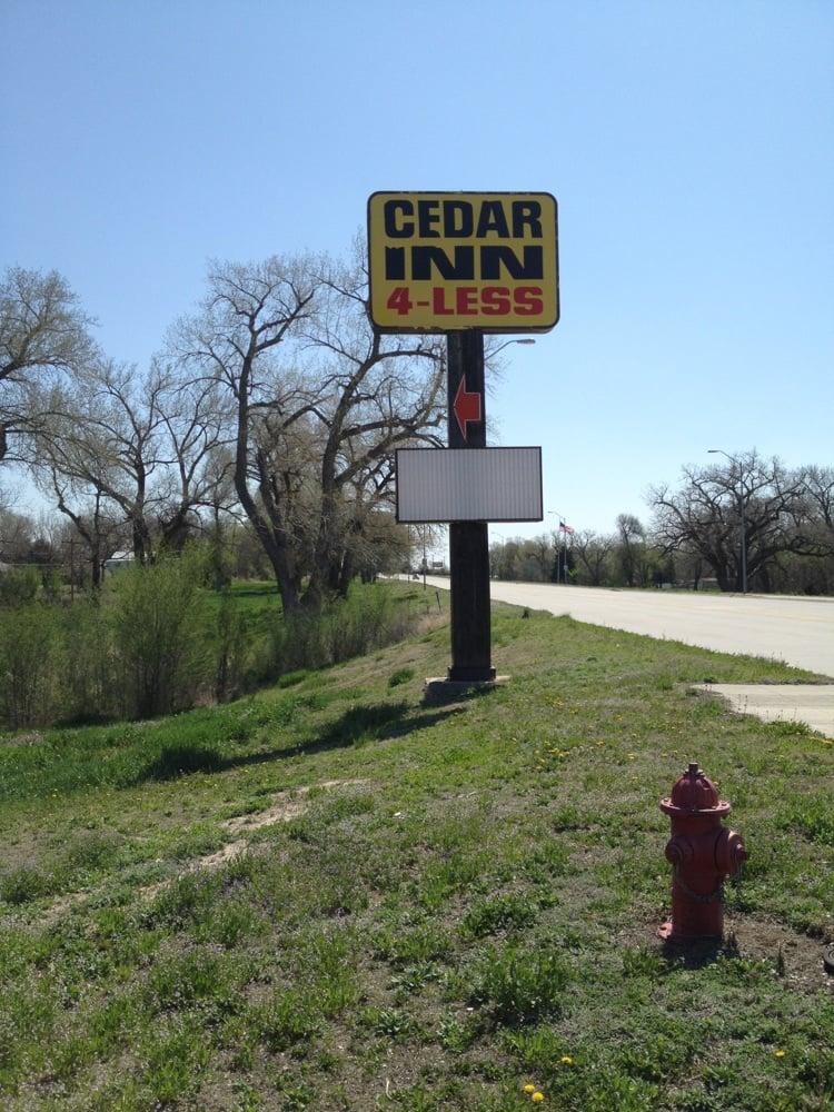 Cedar Inn 4 Less: 1300 E C St, Mc Cook, NE
