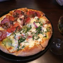 Photo Of Little Italy Grill Live Oak Ca United States Medium Pizza