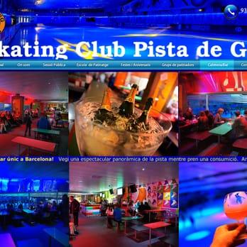 Skating club pista de gel 16 fotos y 12 rese as pistas for Pistas de patinaje sobre ruedas en madrid