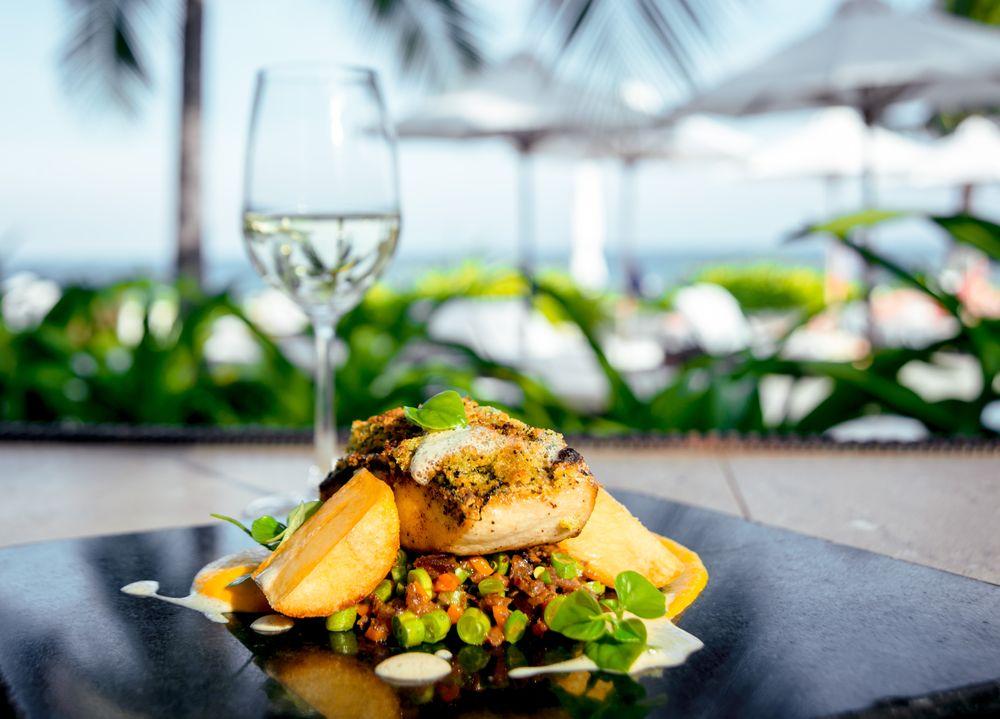 Seascape Ma'alaea Restaurant: 192 Maalaea Rd, Wailuku, HI