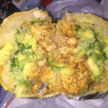 Mayas Tacos Restaurant Los Angeles Ca