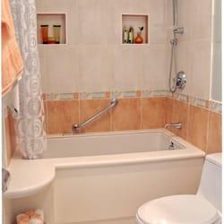 Photo Of BathHouse Remodeling   Nashua, NH, United States. Soaking Tub /  Shower