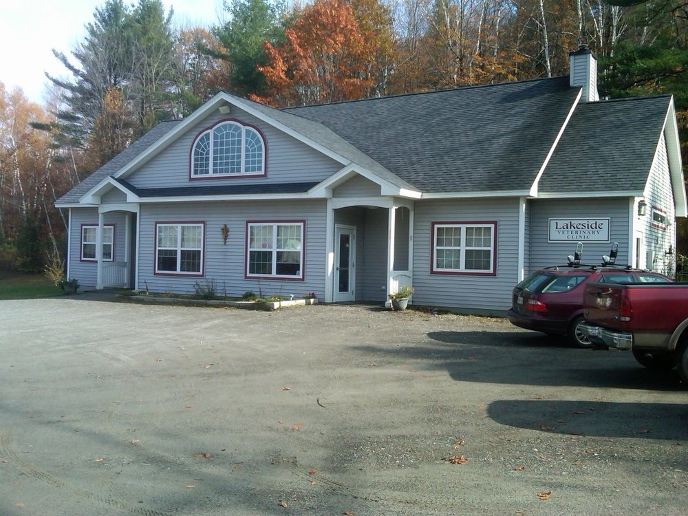 Lakeside Veterinary Clinic: 88 Libby Hill Rd, Oakland, ME