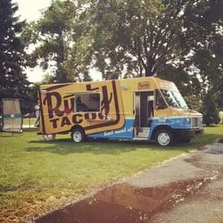 Rusty Taco Food Truck