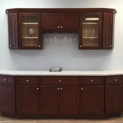 photo of acorn cabinetry flemington nj united states sample display set 1 - Acorn Kitchen Cabinets