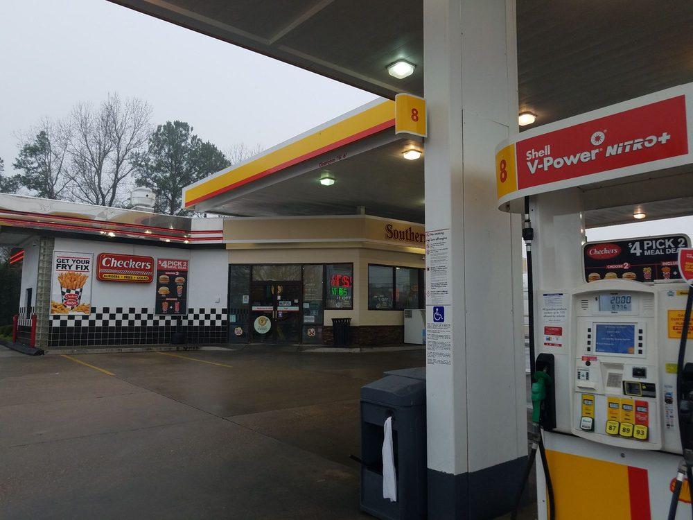 Shell: 118 US-231, Ozark, AL