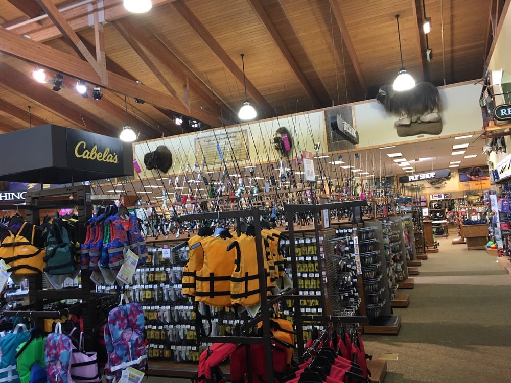 Cabela's: 210 Demers Ave, East Grand Forks, MN