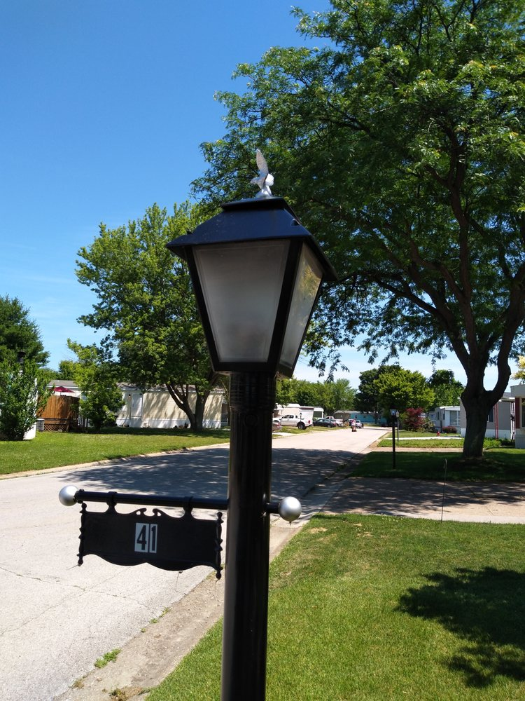 Harbourtown Mobile Home Community: 6320 Poorman Rd N, Vermilion, OH