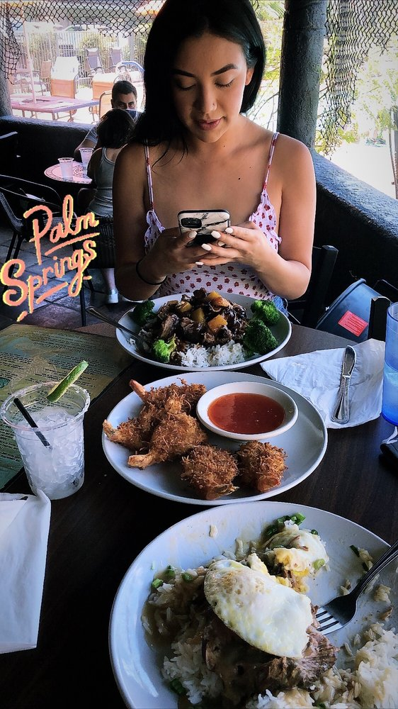The Reef Palm Springs: 411 E Palm Canyon Dr, Palm Springs, CA