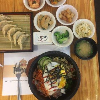 Wonju Korean Restaurant Roanoke Va