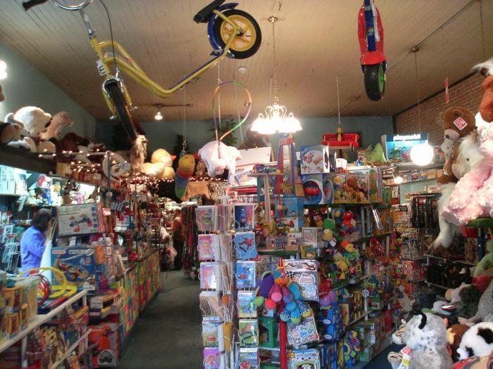 Scheffel's Toys