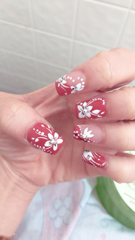 Another nail design - Yelp