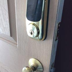 Tempe lock and key