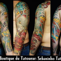 La Boutique Du Tatoueur Sebaninho Tattoo 21 Photos Tattoo Le