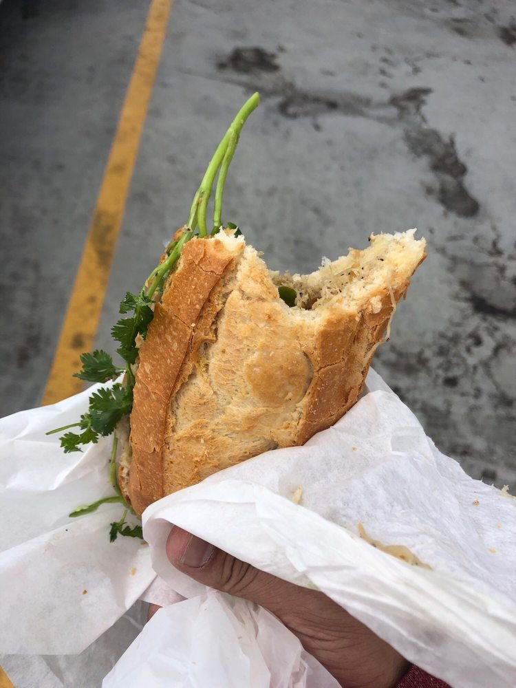 Saigon's Bakery and Sandwiches: 718 E Valley Blvd, San Gabriel, CA