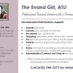 The Errand Atl