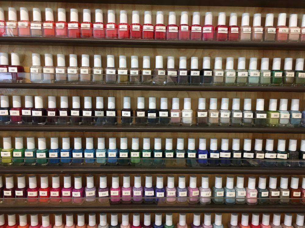 So many colors! - Yelp