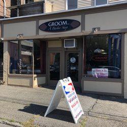 Groom Barber Shop 17 Photos Barbers 78 Water St Torrington