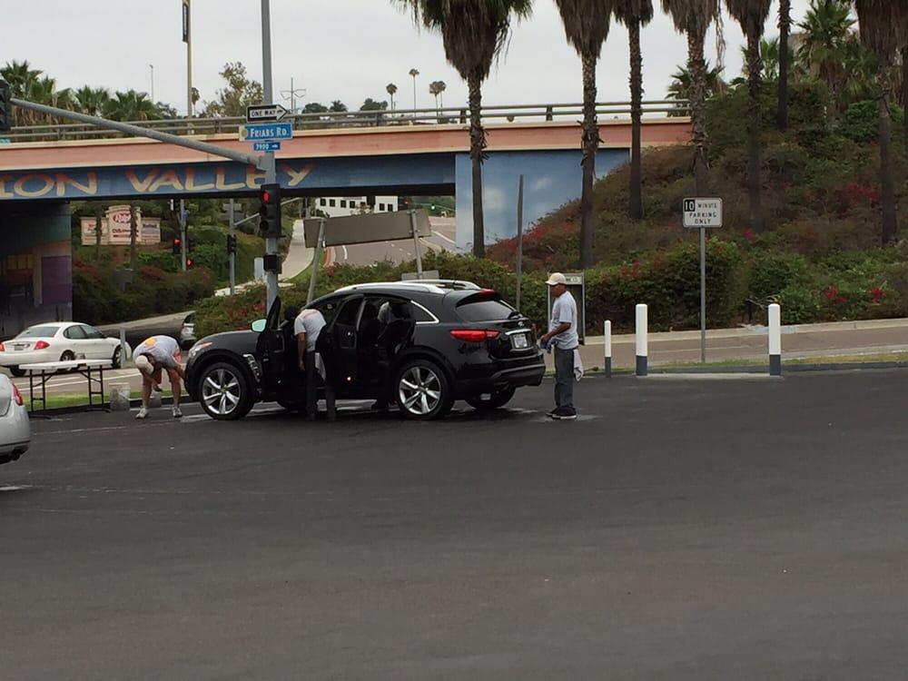 Car Wash Mission Valley San Diego Ca